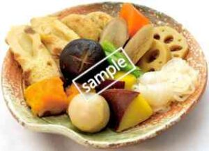 彩り野菜の炊合せ 1パック
